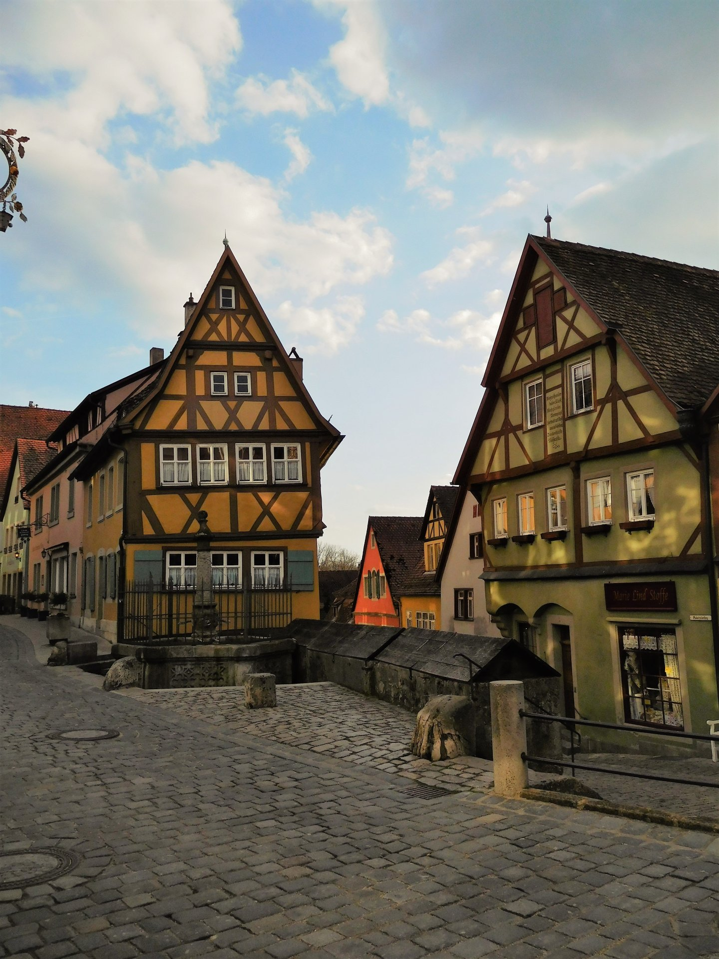 Rothenburg ob de Tauber - A Brummie Home and Abroad Guide to the Romantic Road