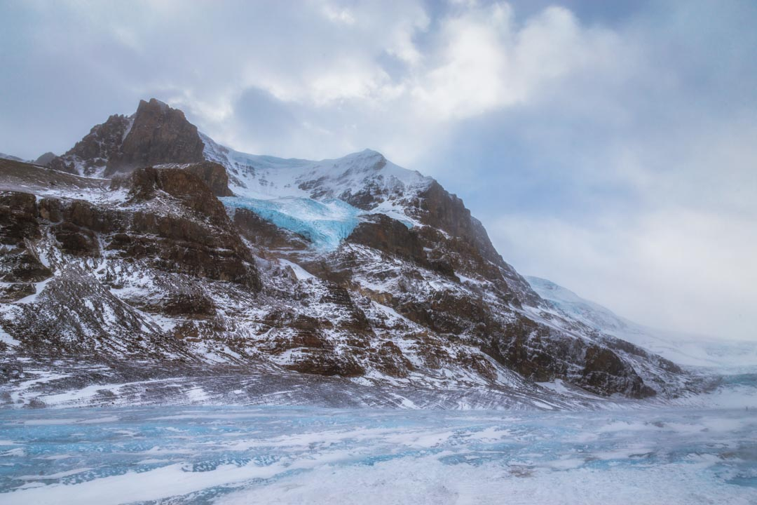 Athabasca Glacier, Icefields Parkway, Canadian Rockies