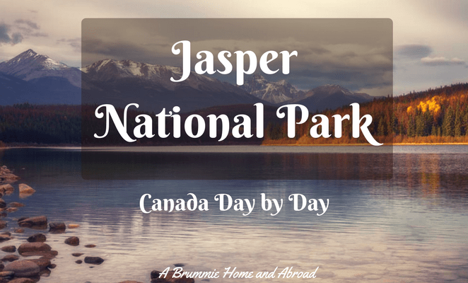 A Brummie Home and Abroad visits Jasper National Park. Pyramid Lake image by CPF Photography