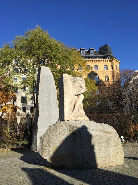 Memorial Against War and Fascism, Vienna