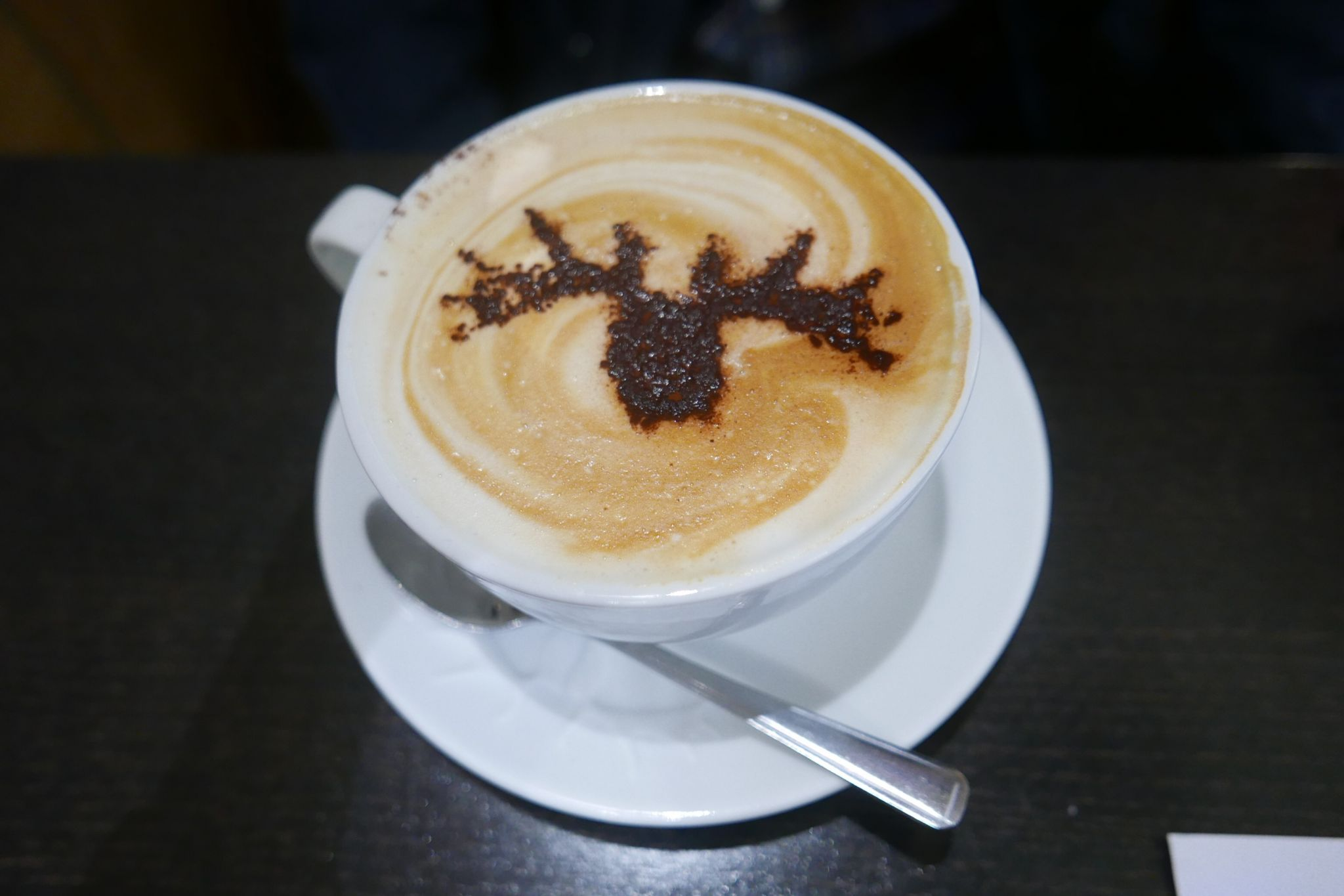Where to Eat and Drink in Liverpool: Moose Coffee