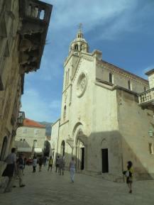 Korcula Town, Croatia
