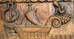 navelli bassorilievo legno