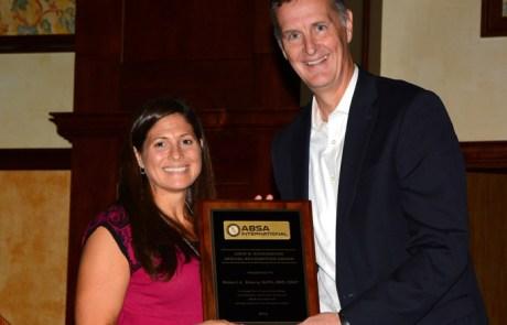 2016 John H. Richardson Special Recognition Award: Robert J. Emery, DrPH, RBP, CBSP
