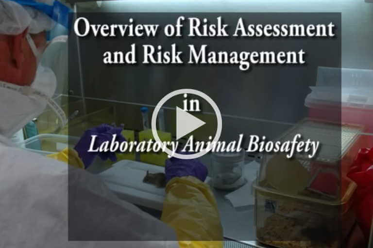 Overview of Risk Assessment and Risk Management in Laboratory Animal Biosafety