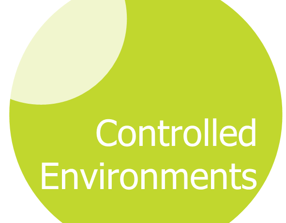 Controlled Environments Logo