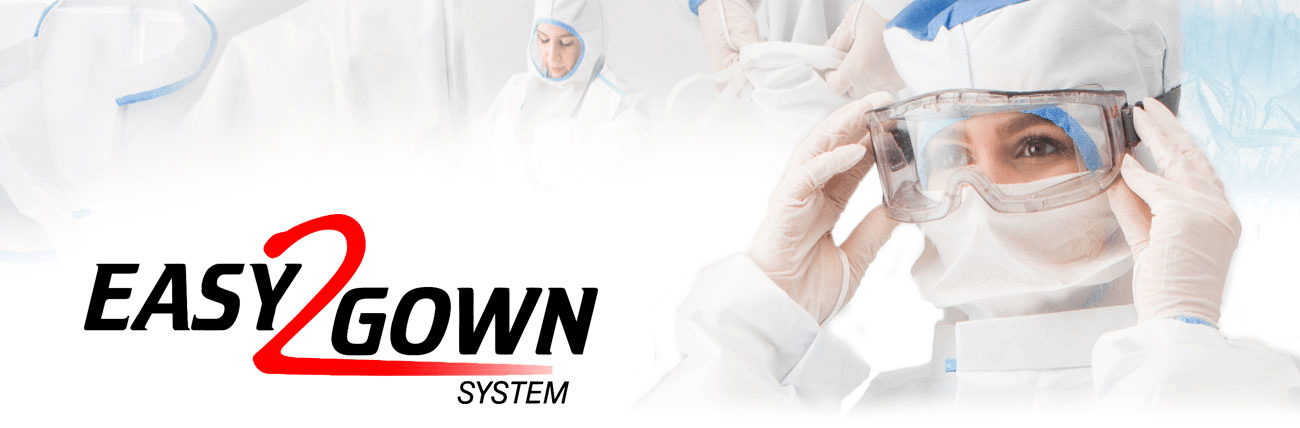Easy2Gown Cleanroom Garments