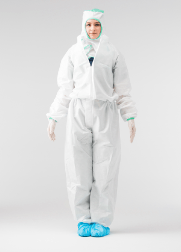 Veltek Disposable Clean Room Garments