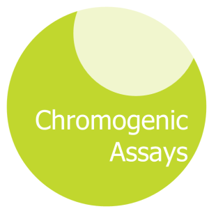 Chromogenic assays logo