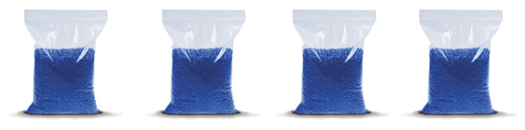 Sterile LDPE Bags for cleanrooms