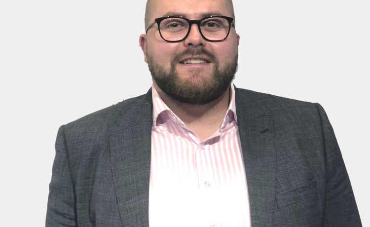 Aaron Eglin is the South of England Territory Manager for AB Scientific