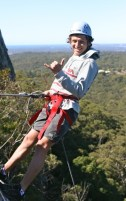 Abseiling - Edge of Cliff - Single