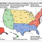 NOT from the Onion, surprisingly: Russian analyst predicts USA to break up into 5 countries!