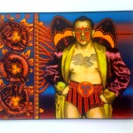 """Mid American"" by Ed Paschke in 1969. Strangely resonating…"