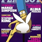 Marge Simpson, the next Playboy girl? Magazine editors amaze me too…