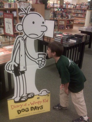 Bookstores are fun!