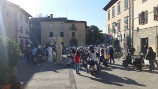 Moped rally. Because Italy?