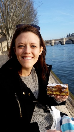 Mille-feuille!