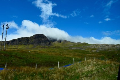 Erin and I were determined to climb The Storr: we did.