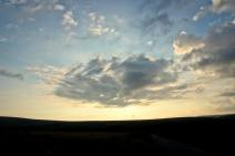 Dartmoor Sunset
