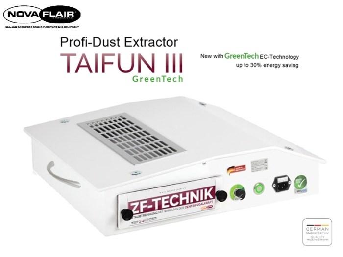 Taifun 3 GreenTech Nova Flair UK