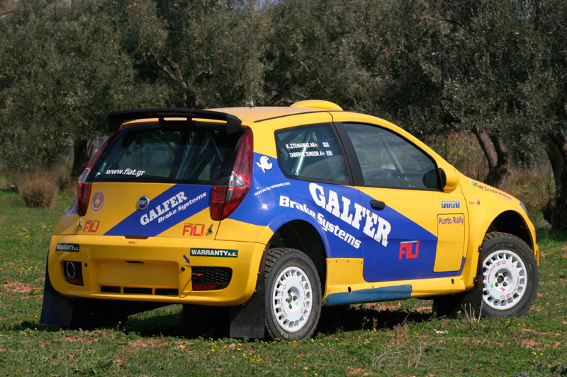 Punto 2B S1600 Rally Kit GRP