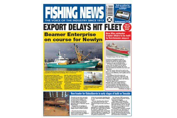 New Issue: Fishing News 21.01.21