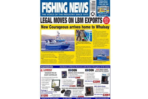 New Issue: Fishing News 15.04.21