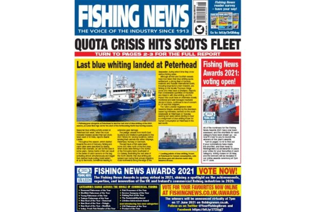 New issue: Fishing News 06.05.21