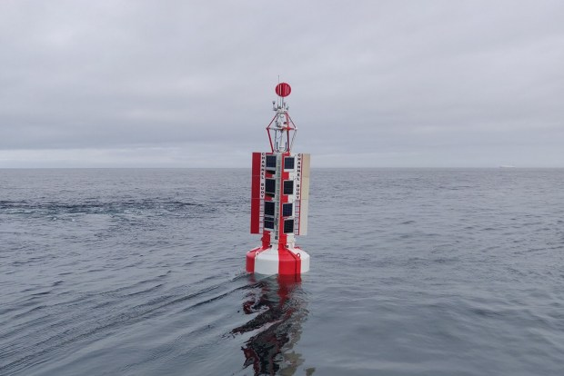 Channel Lightvessel replaced with buoy