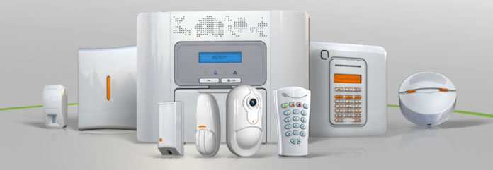 Visonic alarms Liverpool