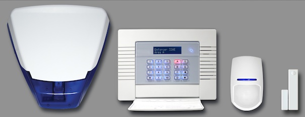 Pyronix alarms Liverpool
