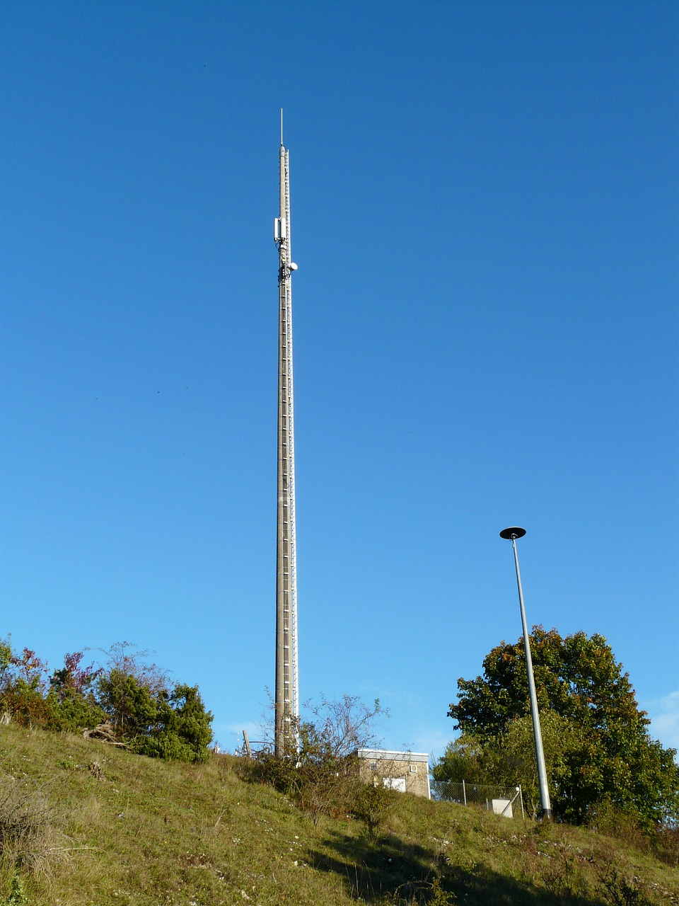 transmission tower, radio tower, tower