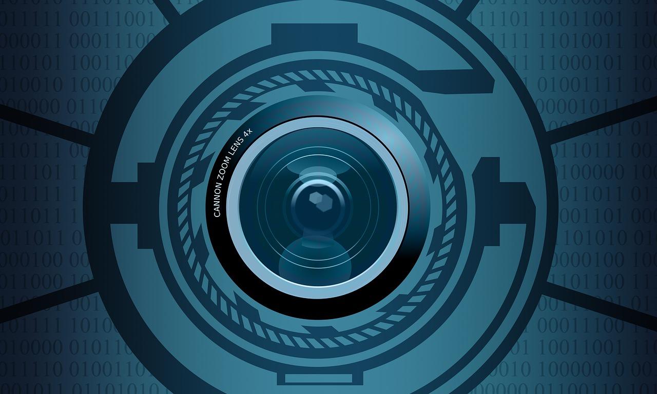 spy, camera, monitoring