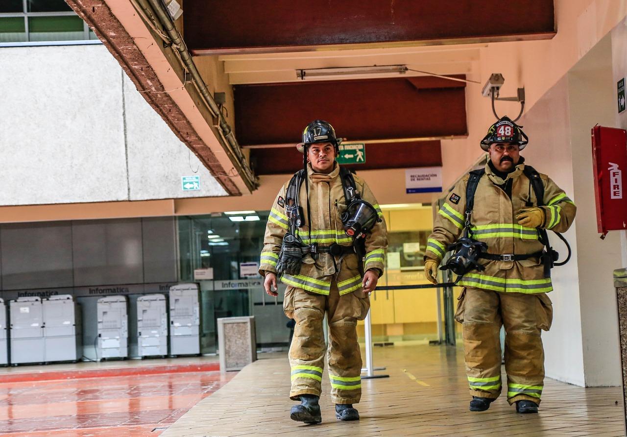fire, fireman, tijuana