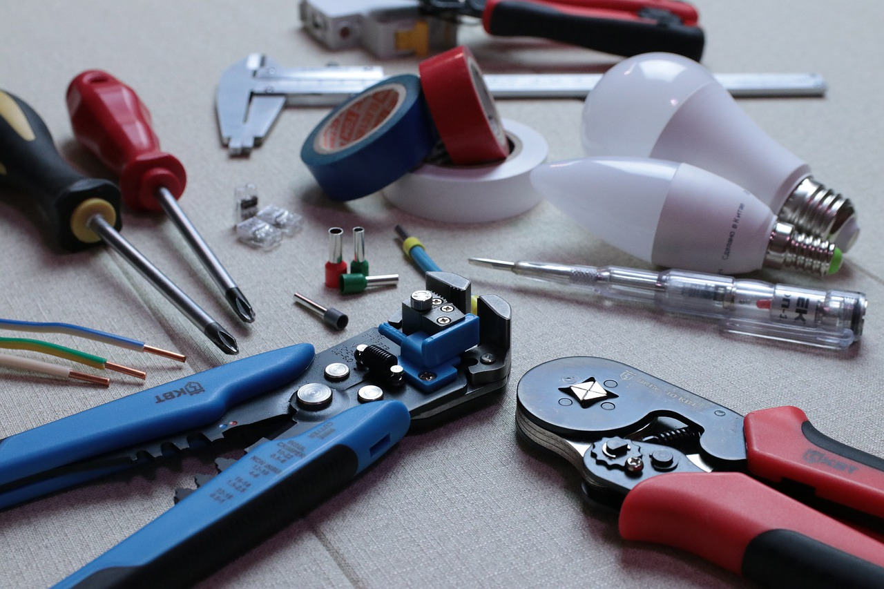 electrician, wiring, installation