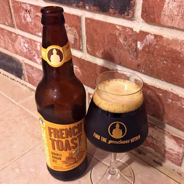 French Toast, an American Brown Ale by Funky Buddha Brewery