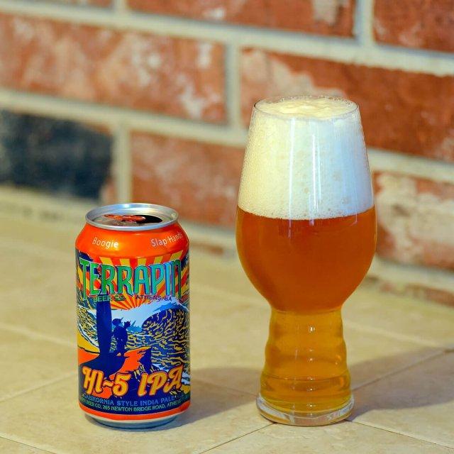 Hi-5 - Terrapin Beer Co  - Absolute Beer