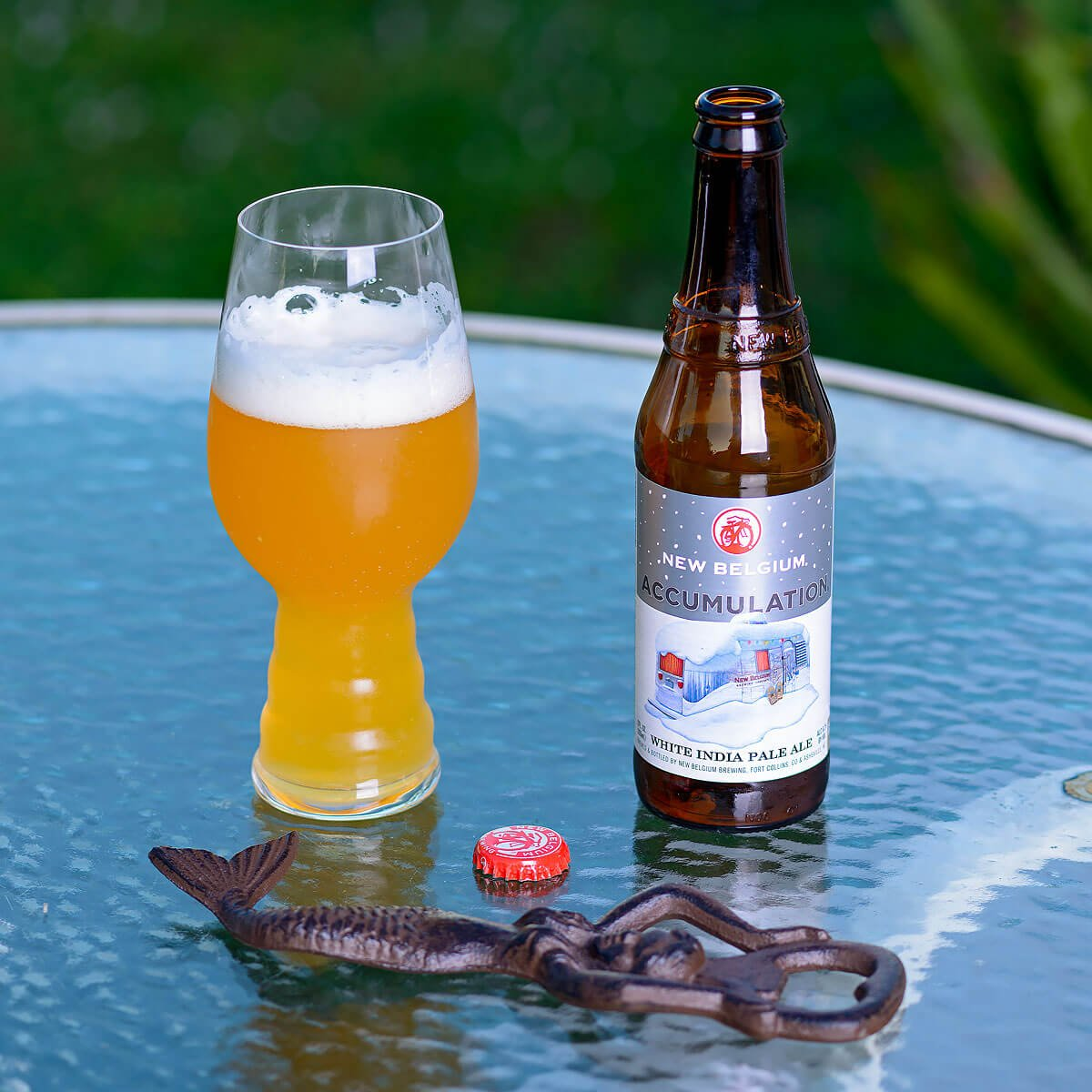 Accumulation White IPA, an American IPA by New Belgium Brewing Company