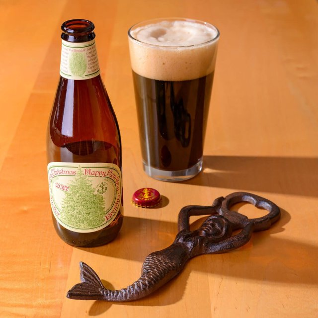 Anchor Steam Christmas Ale.2017 Anchor Christmas Ale Anchor Brewing Absolute Beer