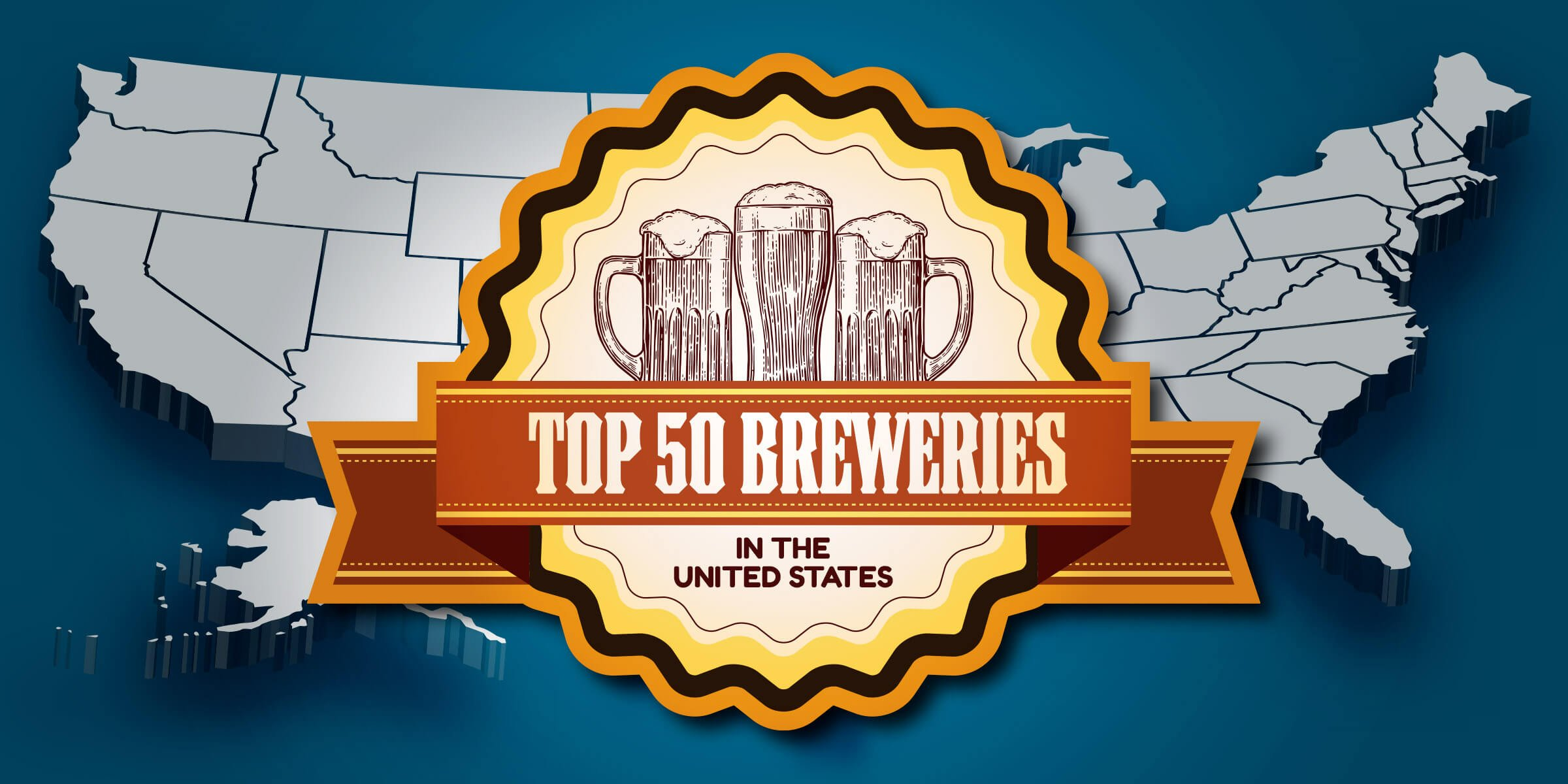 Top 50 Breweries in the United States by Sales Volume