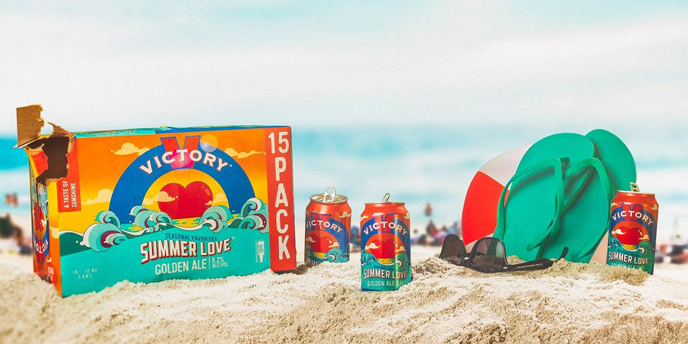 Victory Brewing Company Releases Three Beers for the Summer Season