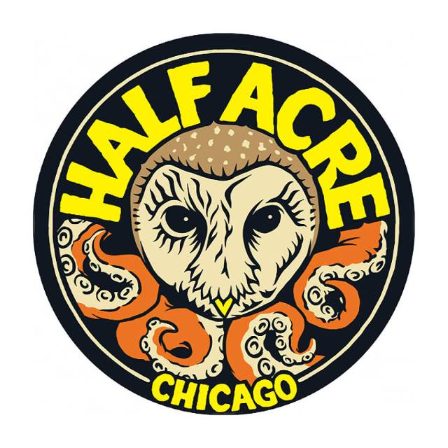 Half Acre Beer Company Logo