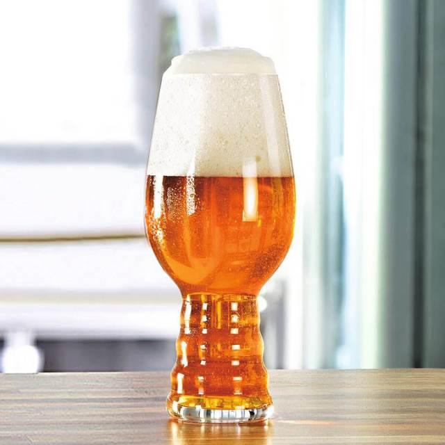 American IPA in a Spiegelau IPA Glass