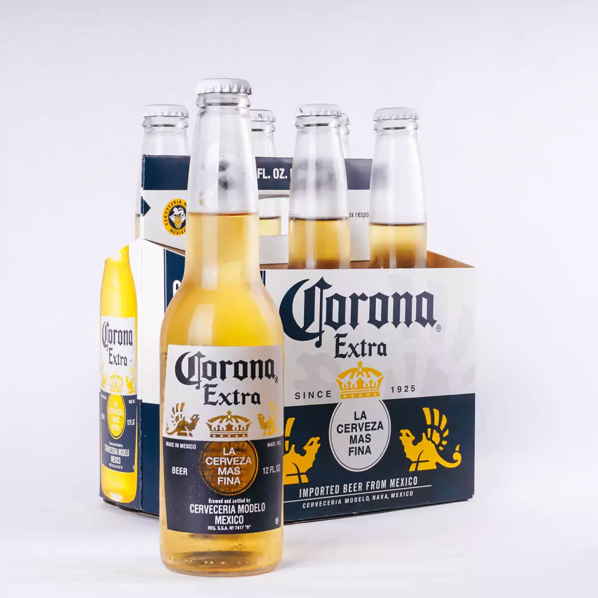 Corona Extra, one of the beers from Constellation Brands