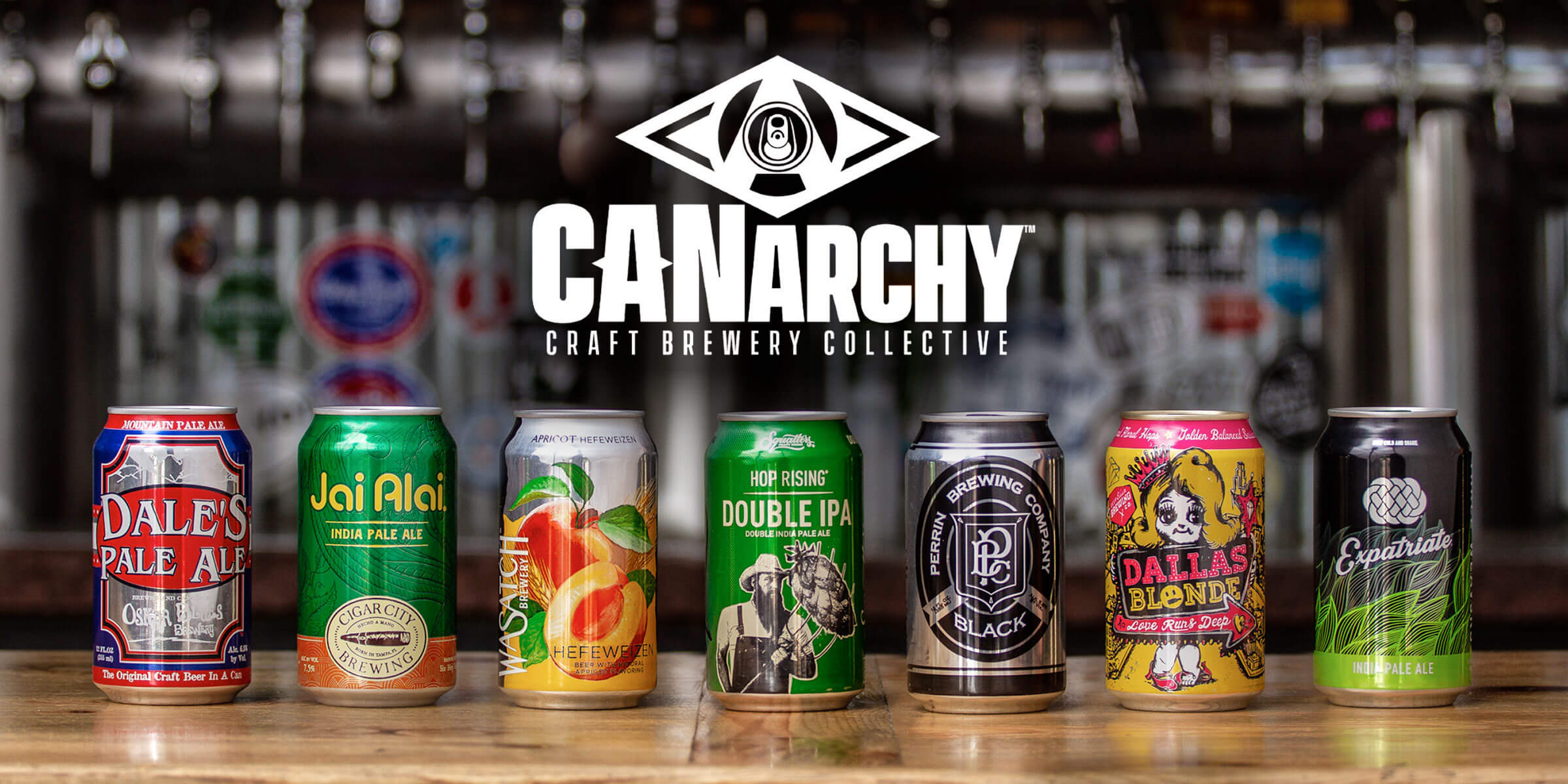 The CANarchy Craft Brewery Collective continues 2019 growth with portfolio-wide depletions up 13 percent and IRI-tracked off-premise sales up 28 percent.