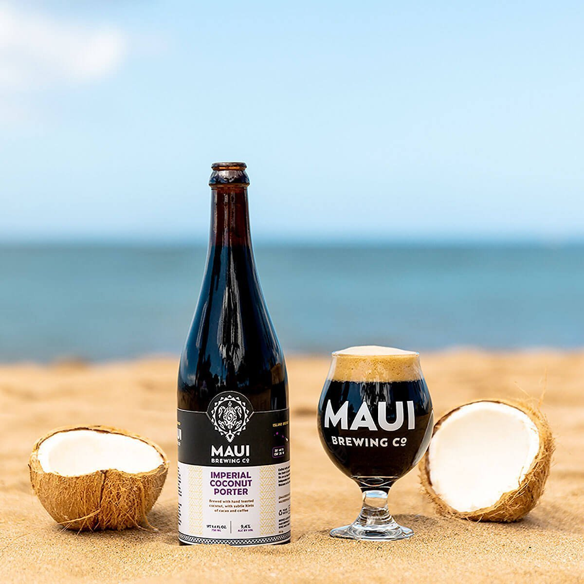 Imperial Coconut Porter by Maui Brewing Company