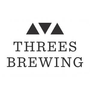 Threes Brewing Logo
