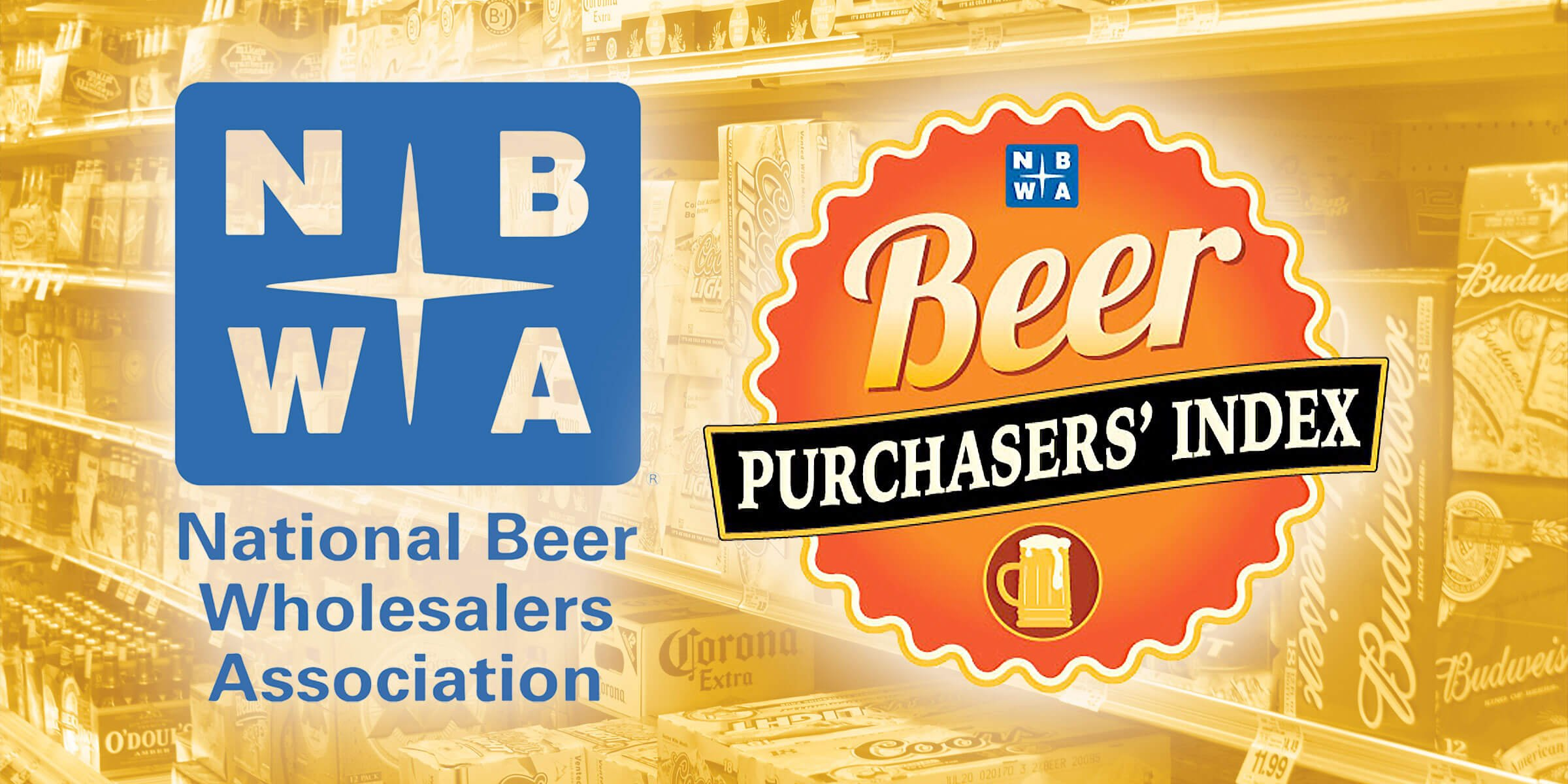 National Beer Wholesalers Association (NBWA) Beer Purchasers' Index