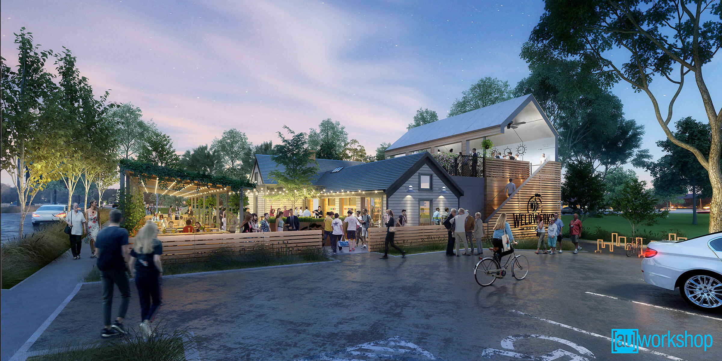 After months of meticulous planning, WeldWerks Brewing Co. will begin renovations for their second location west of Downtown Colorado Springs.